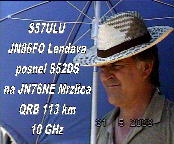 10GHz long distance QSO