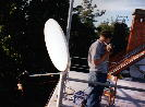11.09.1995  ATV test on 10GHz, QRB 59km