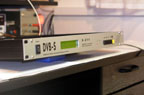 D-ATV  2TS encoder DVB-S, for S55TVA repeater